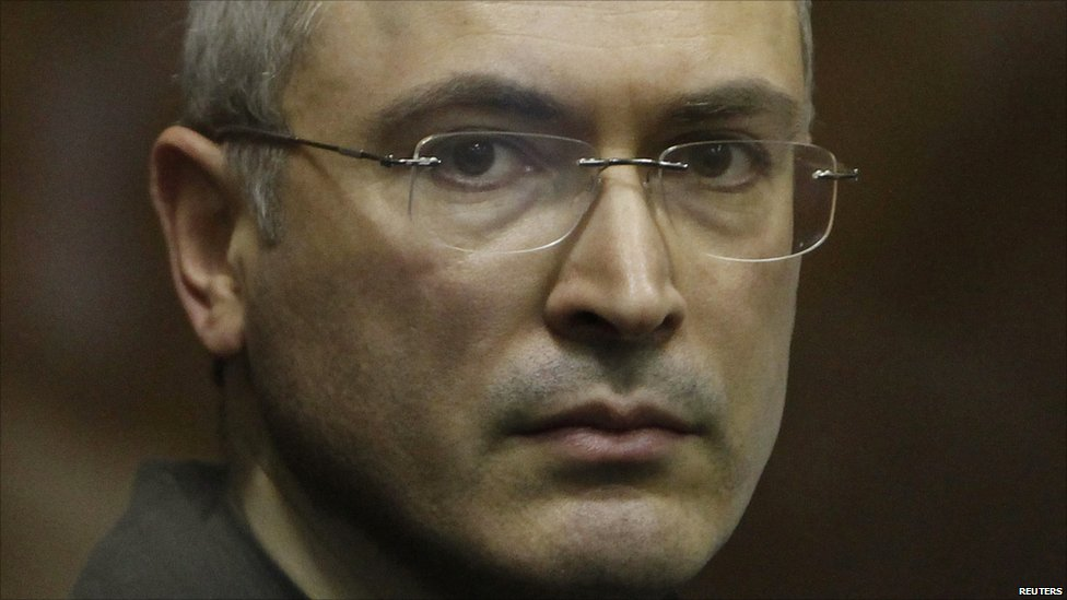 Что стоит за помилованием Ходорковского