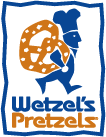Wetzel`s Pretzels.