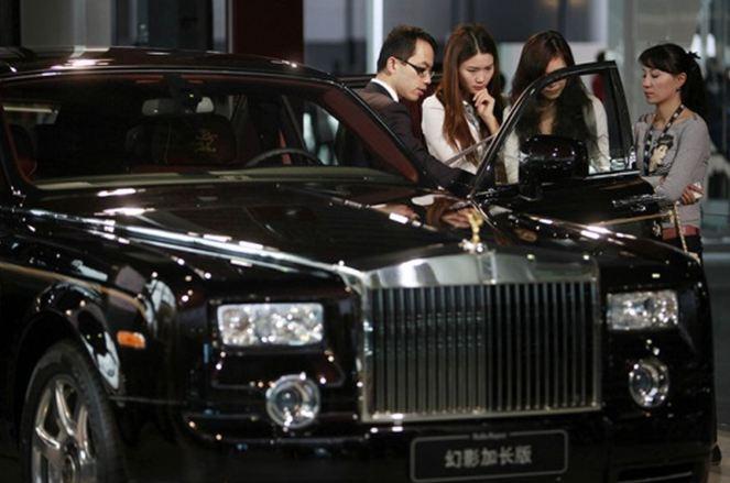Автоиндустрия Китая ускоряет рост