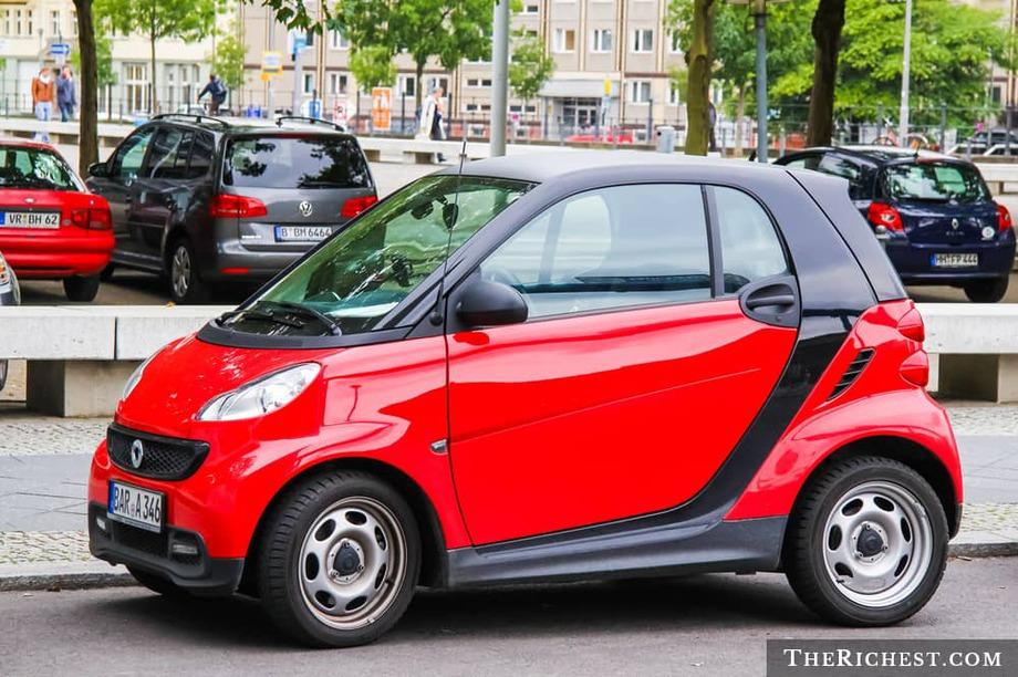 Компактные автомобили очень популярны в США и Европе (фото)