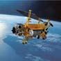 NASA на орбите Земли подожгло космический корабль