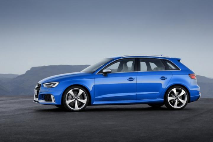 Audi представила новый 400-сильный хэтчбек