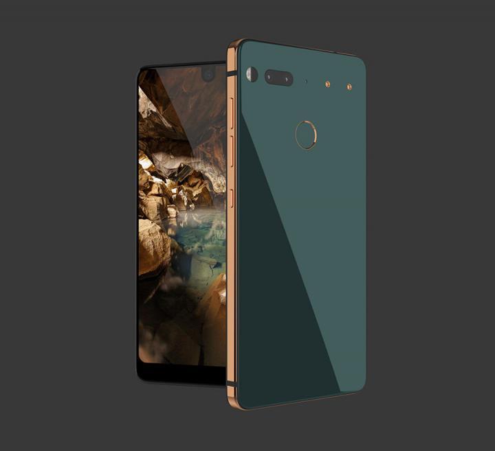 Создатель Android представил свой первый смартфон (фото)
