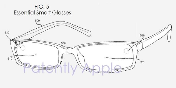 Создатель Android запатентовал свой аналог Google Glass
