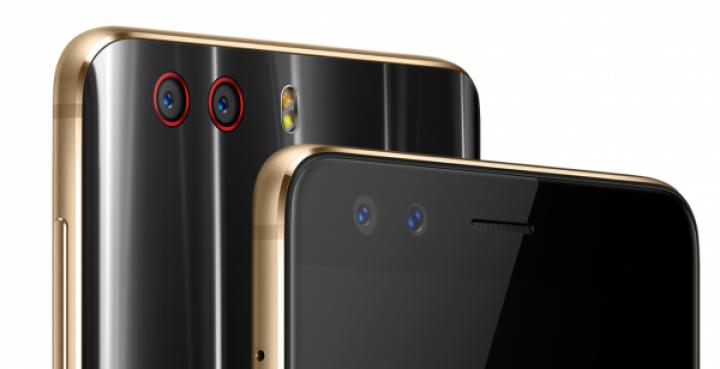 ZTE выпустила смартфон Nubia с четырьмя камерами