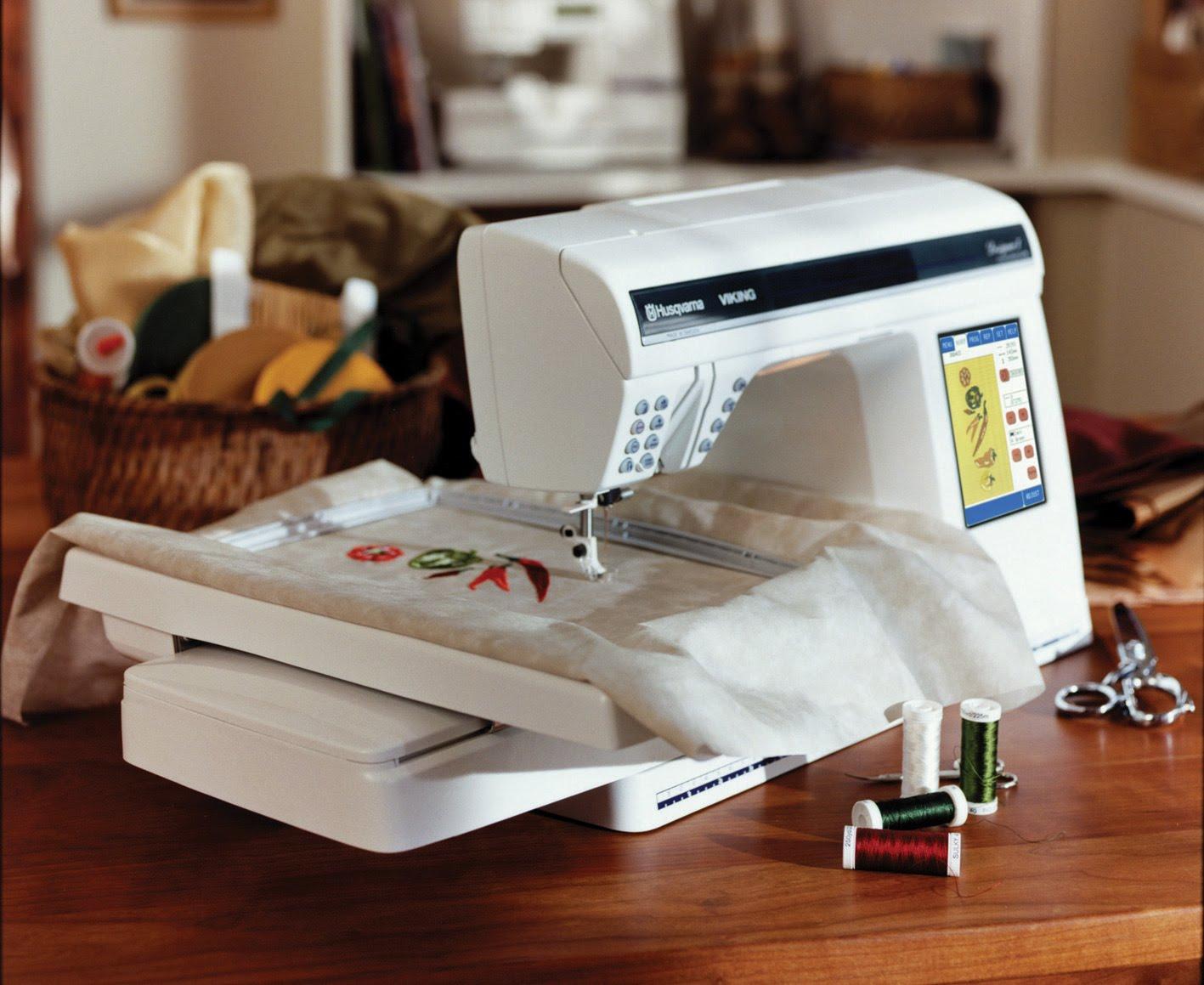 Интернет-магазин швейных машин
