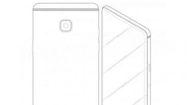 Samsung запатентовала безрамочные смартфоны