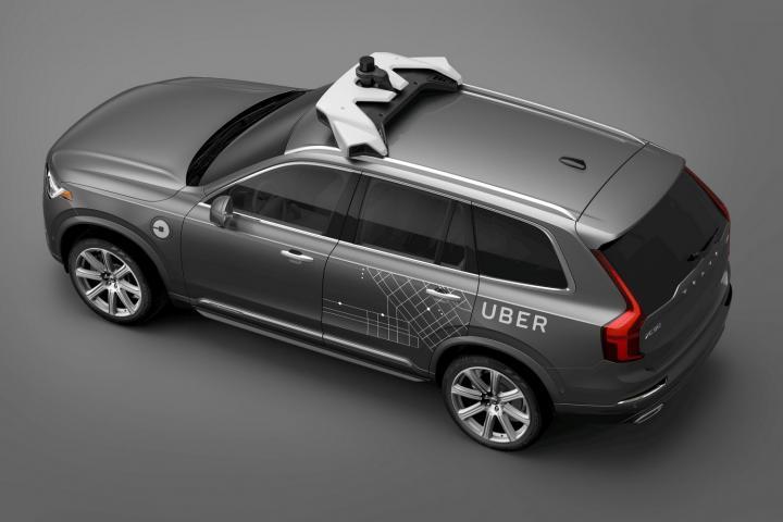 Uber заказала у Volvo 24 тысячи беспилотных кроссоверов на сумму  ,4 млрд (фото)