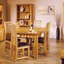 Мебель из дерева всегда в тренде