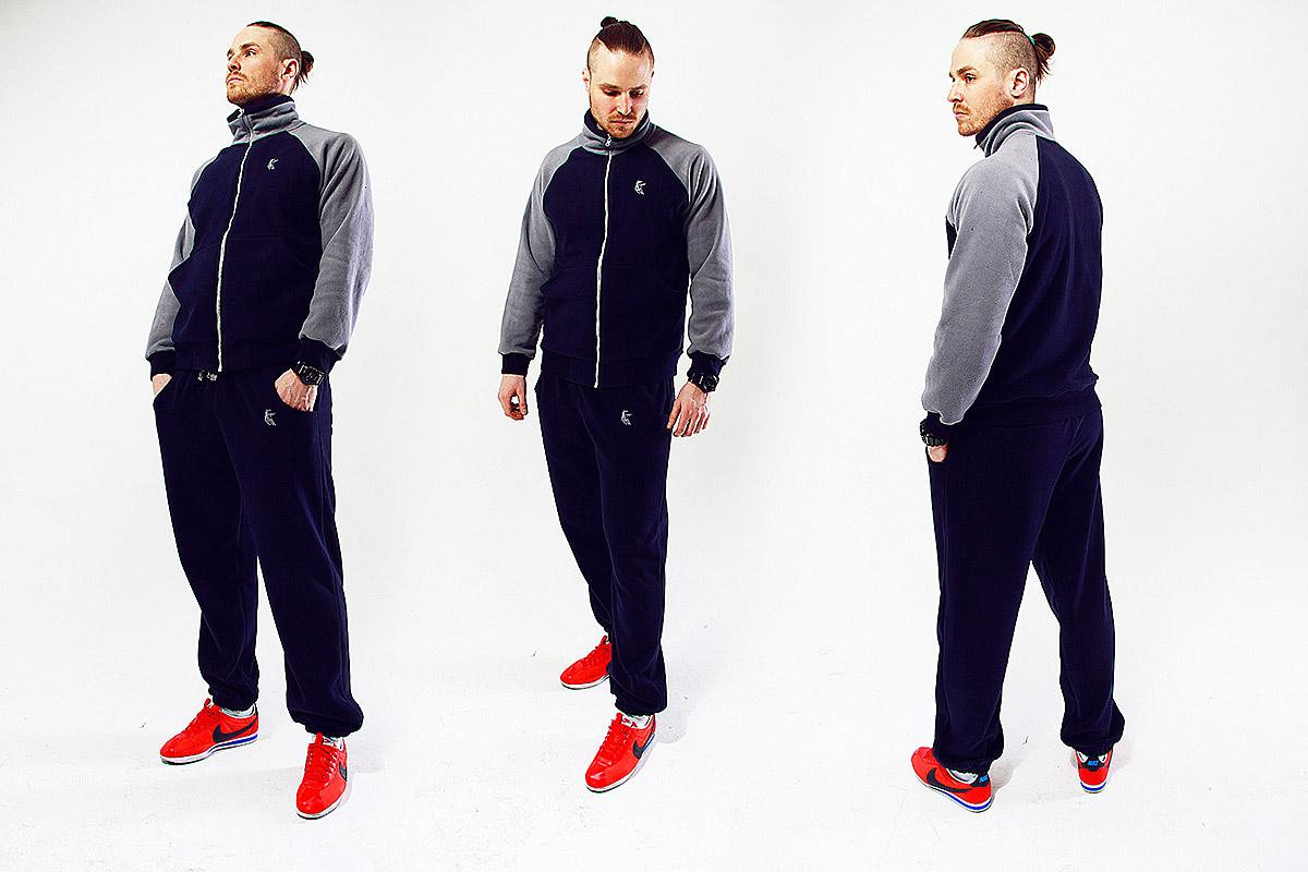 Спортивная одежда как она есть