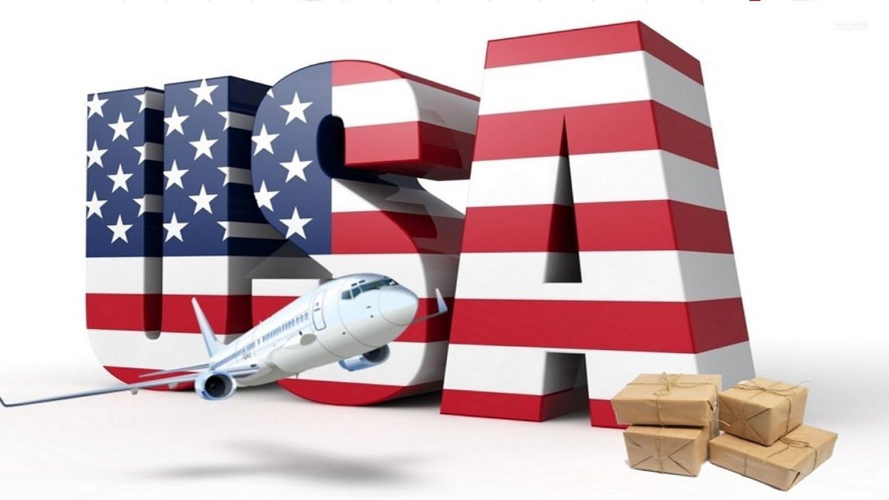 Доставка товара из США быстро и дешево