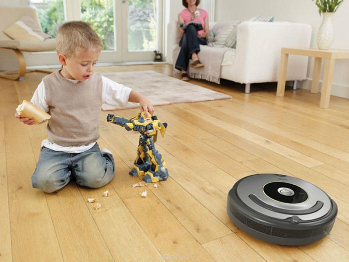 Робот-пылесос уже в твоем доме