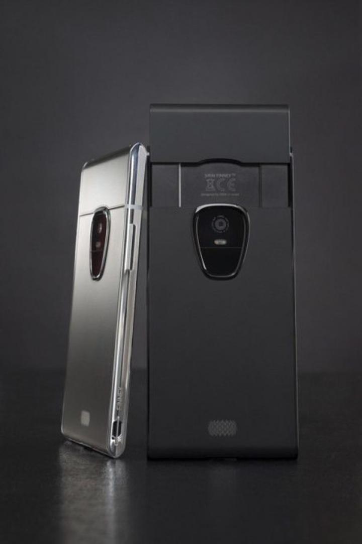 Представлен первый в мире криптосмартфон (фото)