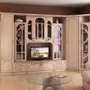 Стенки для гостиной – широкий ассортимент, высокое качество