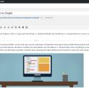 Неблоговое применение CMS WordPress