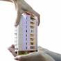 Среди предложений на рынке первичного жилья уменьшилось количество ЖК класса