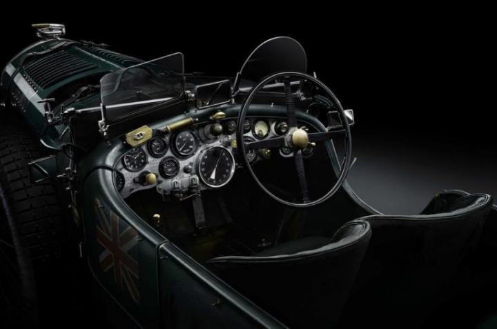 Bentley возродит довоенный гоночный автомобиль (фото)