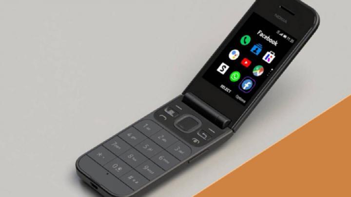 Nokia и Alcatel приступили к производству телефонов-раскладушек