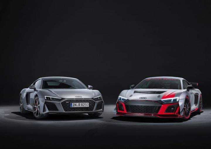 Audi представила более доступную версию суперкара R8 (фото)
