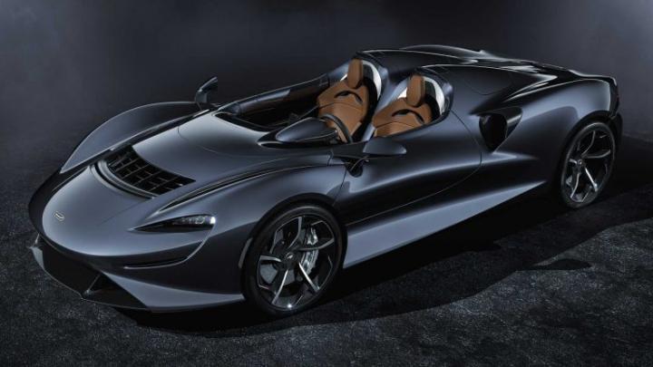 McLaren представил новый гиперкар за 1,69 млн. долларов (фото)