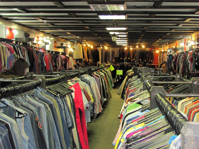 Бизнес идея – открыть магазин секонд-хенд