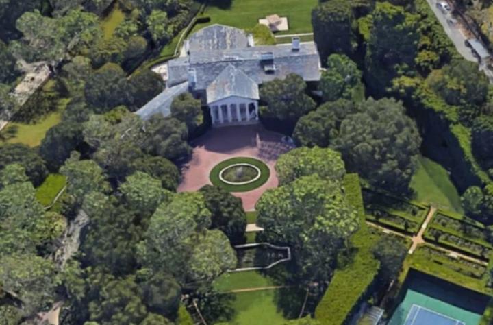 Джефф Безос купил имение за рекордные для Лос-Анджелеса 5 млн (фото)