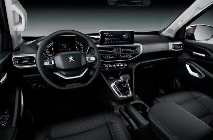 У Peugeot появился новый пикап (фото, видео)