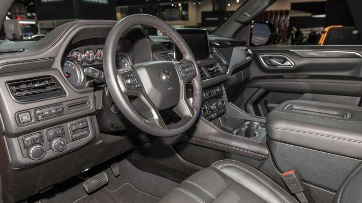 Chevrolet Tahoe подорожает на 1 000 долларов (фото)