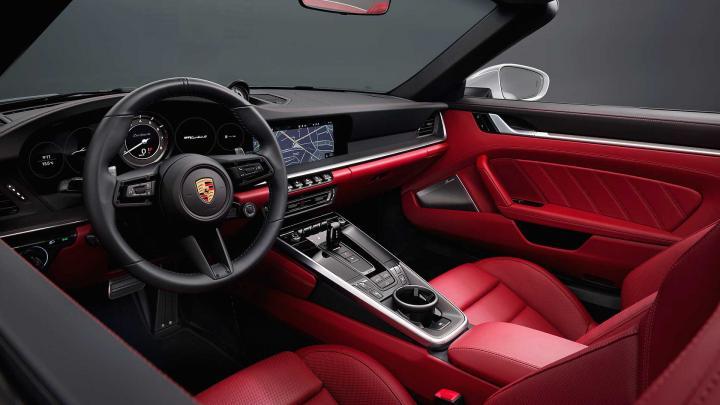 Porsche презентовала супермощный спорткар (фото, видео)