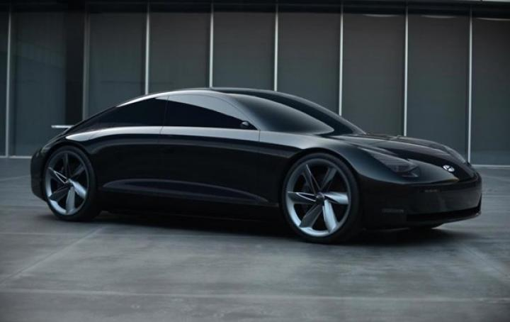 Hyundai представил электрический концепт без руля (фото)