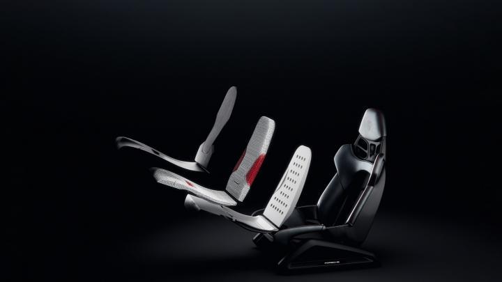 Porsche будет делать сиденья на 3D-принтерах (фото)