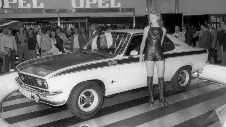 Opel возродит легендарную модель в виде электрокара (фото)