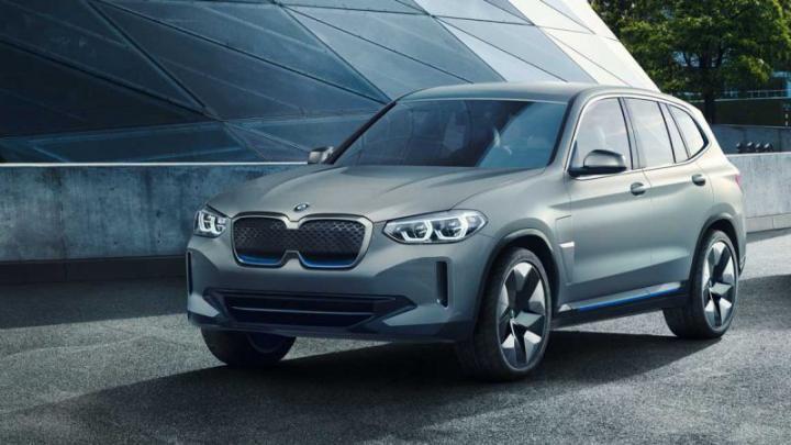 Летом в Китае начнут выпускать BMW iX3 (фото)