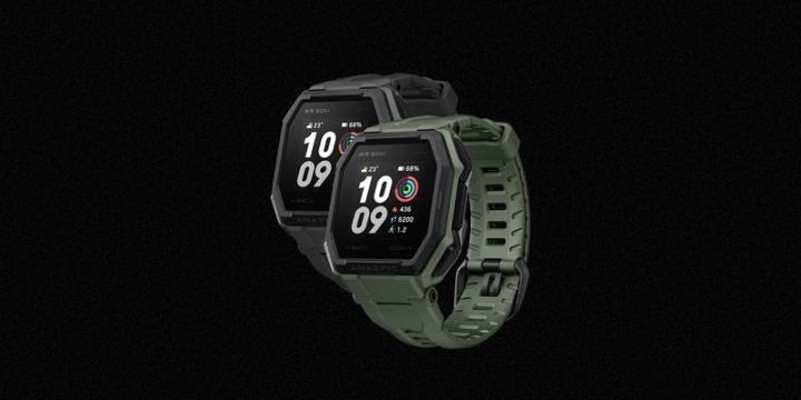 На одном заряде до 3 месяцев: Huami представила новые смарт-часы (фото)